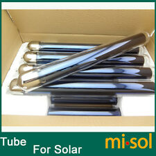 10 units of Vacuum Tubes for solar water heater, evacuated tubes for solar
