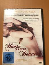 House of Sleeping Beauties DVD Neu Erotischer Film mit Maximilian Schell