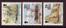 île de Man 1996 Livret timbres Lot de 3 Non montés excellent état