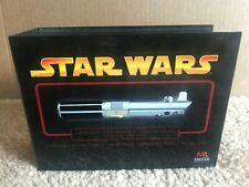 Star Wars Master Replicas Lightsaber .45 Scaled Anakin Skywalker Rots Sw-310