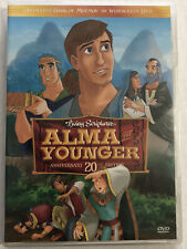 Alma The Younger (Dvd, 2009, Living Scriptures, Animated Book Of Mormon) Cad