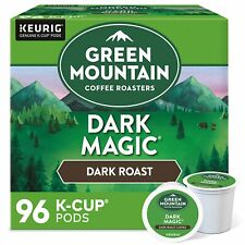 Green Mountain Coffee Roasters Dark Magic - Dark Roast Coffee - 96ct