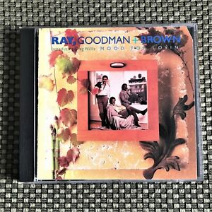 Ray, Goodman & Brown Feat. Greg Willis – Mood For Lovin' (1988) Like New, CD