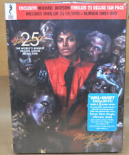 Michael Jackson  – Thriller 25 Deluxe Fan Pack - Wal Mart Exclusive