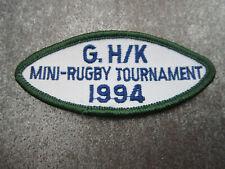 Mini Rugby 1994 Sport Cloth Patch Badge (L13K)