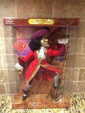 New Captain Hook Doll Mattel Masters Of Malice Villain 1 Serie Peter Pan Disney