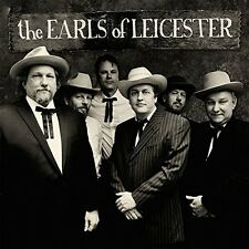 THE EARLS OF LEICESTER CD - EARLS OF LEICESTER (2014) - NEW UNOPENED - BLUEGRASS