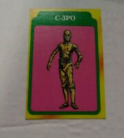Topps 1980 Star Wars The Empire Strikes Back Trading Card #269 C-3PO MINT