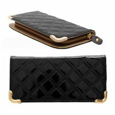 Unbranded Patent Leather Clutch Purses & Wallets for Women