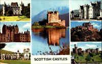 ~1970 Castles Burgen Burg Schlösser in Schottland Scotland ua. Blair, Inverness