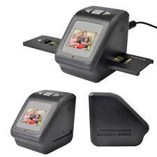 HD 14M pixels 35mm Film Negative Slide Scanner  TV Output Con
