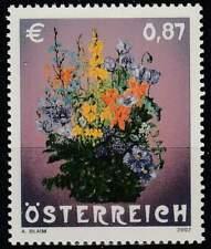 Oostenrijk postfris 2002 MNH 2370 - Valentijnsdag / Bloemen - Flowers