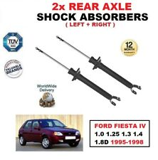 Rear Left right Shock Absorbers For FORD FIESTA 1.0 1.25 1.3 1.4 1.8d 1995-1998
