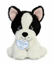 Aurora World Precious Moments Embroidered Toy Frenchy Bulldog Plush, 8""