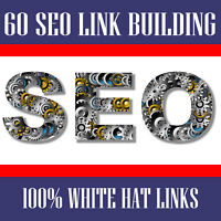 60 link building,seo backlink.100% White Hat Links - Natural SEO backlinks - HQ