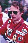 Niki Lauda Formel 1 Autogramm Autograph F1 Ferrari