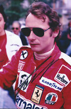 Niki Lauda Formel 1 Autogramm Autograph F1