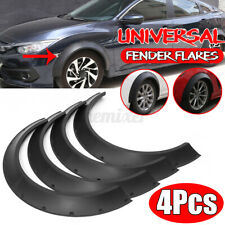 4x Fender Flares 3.5'' Extra Wide Body Wheel Arches Kit For HONDA Civic Accord