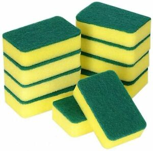 SMALL/LARGE HEAVY DUTY CLOTHS / SPONGES / SCOURERS JUMBO SPONGES SIZE CATERING