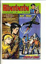 RIN TIN TIN & RUSTY # LA PISTA DI CRIPPLE CREEK # N.35 1971 # Editrice Cenisio