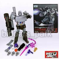 Wei Jiang Chongyun combination Transformers Giant spirit robot Spirit rhinoceros