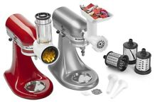 KitchenAid Attachment Pack (Slicer, Food Grinder & Sausage Stuffer)