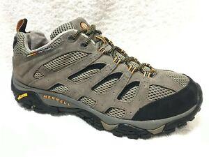 Merrell Moab Ventilator Walnut Men's 13 W (wide) Hiking Shoes