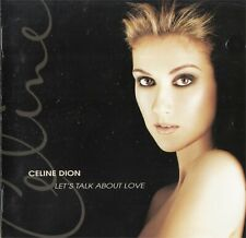Let's Talk About Love Celine Dion - NEW Music CD Compact Disc