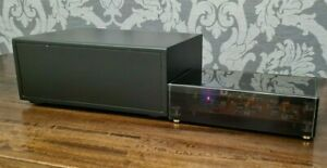 MICHELL ISO MOVING COIL (MC) PHONO STAGE & HERA POWER SUPPLY VERY GOOD CONDITION