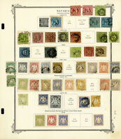 Bavaria Loaded 1800s to 1920s Mint & Used Stamp Collection