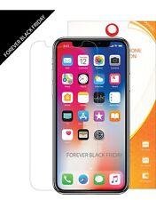 iPhone Xs Max Screen Protector 3x Anti-Scratch HD CLear Cover Guard Shield Saver