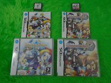 ds LUMINOUS ARC x2 Games 1 + 2 Lite DSi 3DS REGION FREE PAL UK ENGLISH Versions
