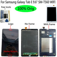 OEM For Samsung Galaxy Tab E 9.6 SM-T560 Wifi LCD Display Touch Screen Digitizer