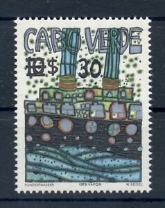 CAPE VERDE* 1985* stamp * MNH** Shipping - OVERPRINTED - Mi.No 496