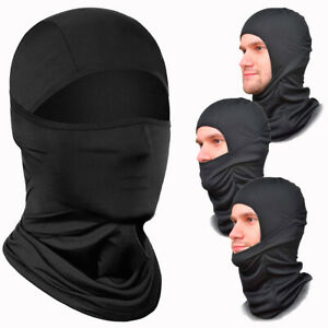 Tactical Military Balaclava - Motorcycle Windproof Full Face Mask Ski Snood Hood
