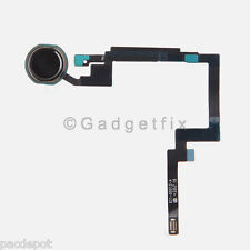 USA Black Home Button Sensor Connector Flex Cable Ribbon Repair for Ipad Mini 3