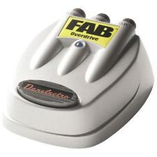 Danelectro D-2 Fab Overdrive Guitar Effects Pedal w/ level,  tone & overdrive