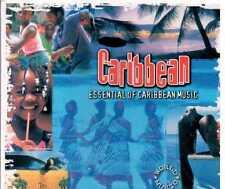 Caribbean Essential Of Music Latino Americano Cd Sealed Sigillato