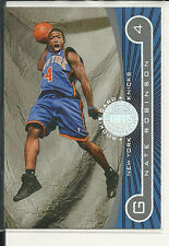 NATE ROBINSON RC 05-06 TOPPS FIRST ROW #/549