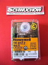 Feuerungsautomat Honeywell Satronic TFI 812.2  Mod. 10 Gasbrenner 812 02602U