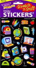 Tendencia (Apple) escuelas de - 72 Rasca y huele recompensa pegatinas n'