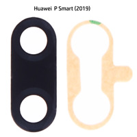 Pour Huawei P Smart (2019) Lentille Vitre Cache Appareil Photo Camera Lens Glass
