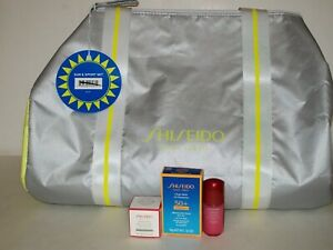 Shiseido Sun & Sports Sunscreen/Moisturizing SPF 50 4Pc & Tote