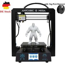 DE Stock Anycubic 3D Drucker I3 Mega Upgrade DIY Metallrahmen mit PLA Filament