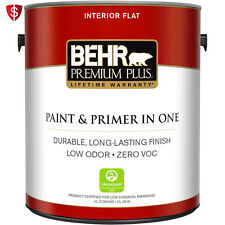 Interior House Paint Color Ceiling Bedroom Acrylic Water Flat Mildew Resistant