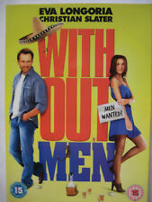 Without Men (DVD, 2013) NEW SEALED PAL Region 2