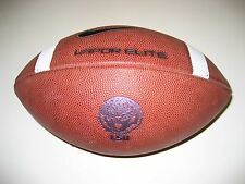 LSU Tigers GAME USED Nike Vapor Elite Football - Louisiana State University 2013