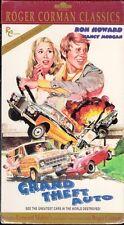 GRAND THEFT AUTO ROGER CORMAN CLASSICS VHS NEW SEALED