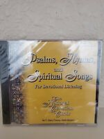 NATIONAL CHRISTIAN CHOIR - Psalms, Hymns, And Spiritual Songs, Vol. 4 - ~~ CD
