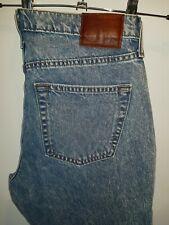 Elegante BNWT Denim Jeans Abercrombie & Fitch-Atlético Skinny W29 L30